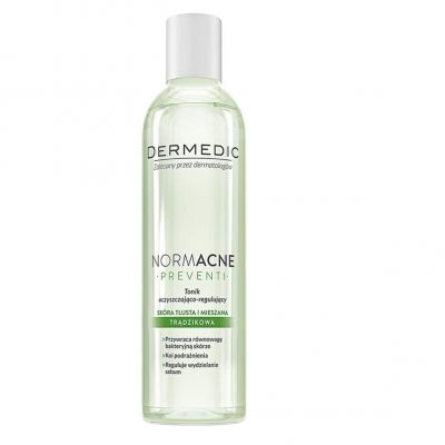 NORMACNE Cleaning and Regulating Skin Toner