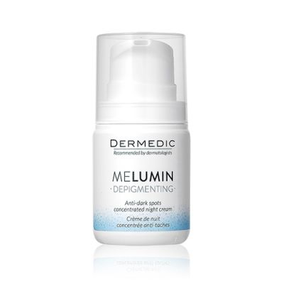 MELUMIN anti- dark spots concentrated night cream