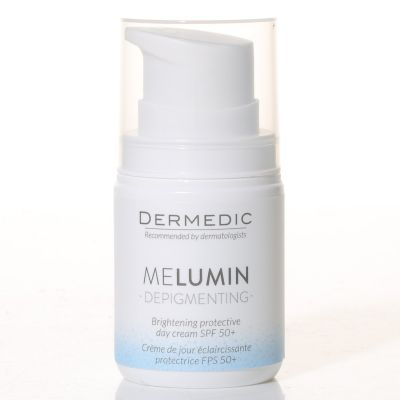 MELUMIN brightening protective day cream SPF 50+