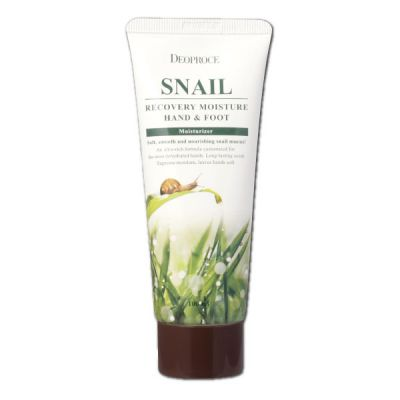 Snail Recovery Moisture Hand & Foot