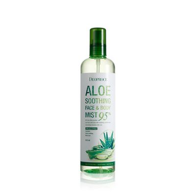 95% Aloe Soothing Face & Body Mist
