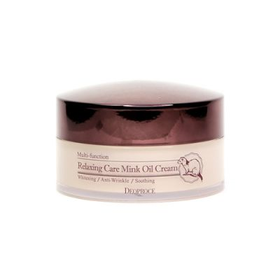 [2pcs]Relaxing Care Mink Oil Cream