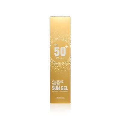 Hyaluronic Cooling Sun Gel SPF50+ PA+++