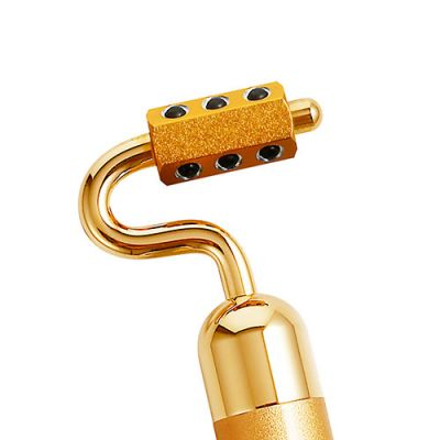 24K Gold Ion Miracle Vibrator