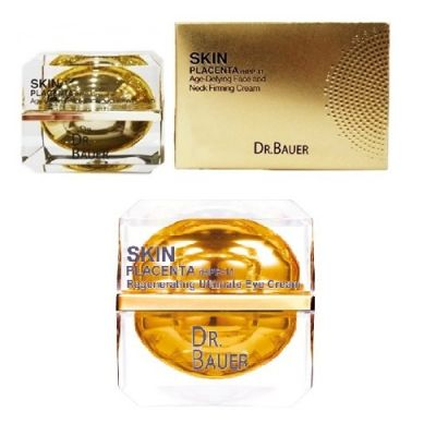 Regenerating Ultimate Eye Cream + Age-Defying Face and Neck Firming Cream
