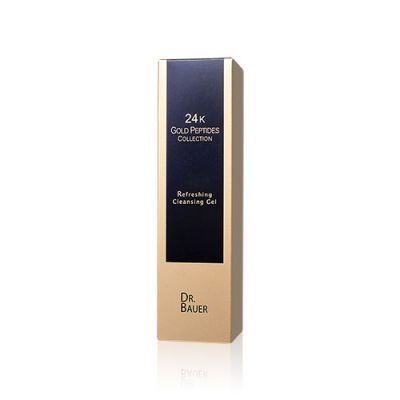 24K Gold Peptides Collection Refreshing Cleansing Gel