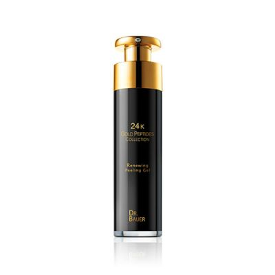24K Gold Peptides Collection Renewing Peeling Gel