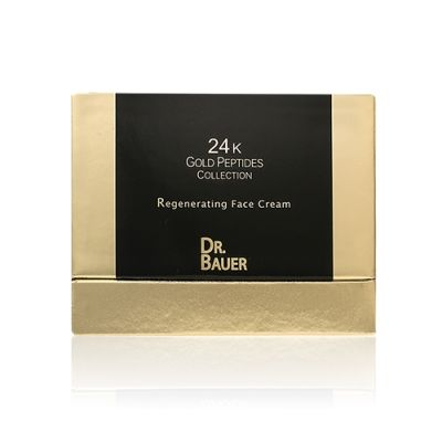 24K Gold Peptides Collection Regenerating Face Cream