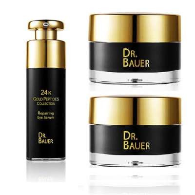 Dr.Bauer 24K Gold Peptides Collection Set
