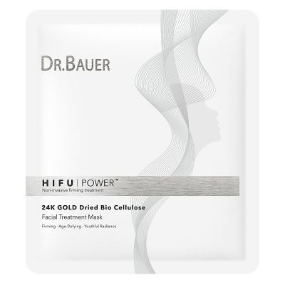 Dr.Bauer Dried Bio cellulose face mask