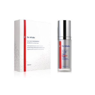 [特別優惠] 急救修復活胜肽水凝面膜+高效透明質酸急救保濕精華