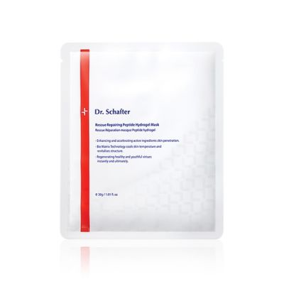 Rescue Repairing Peptide Hydrogel Mask