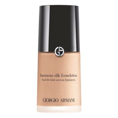 Luminous Silk Foundation #4 Light Sand