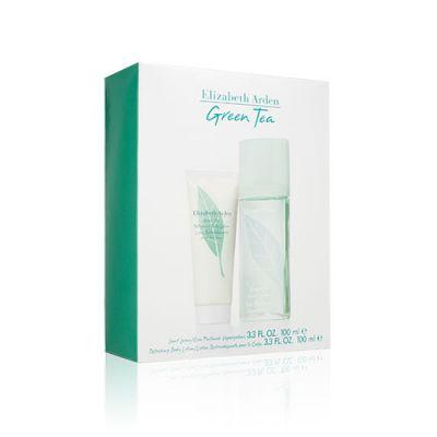 綠茶系列2件套裝(香水+身體乳霜)