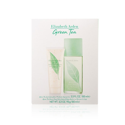 Green Tea Fragrance Gift Set(Scent Spray+Honey Drops Body Cream)