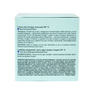 Advanced Time Zone Age Reversing Line/Wrinkle Creme SPF15 (N/C)