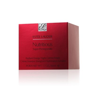 Nutritious Super-Pomegranate Radiant Energy Night Crème / Mask