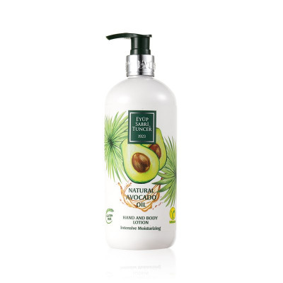 Natural Avocado Oil Hand & Body Lotion 500ml
