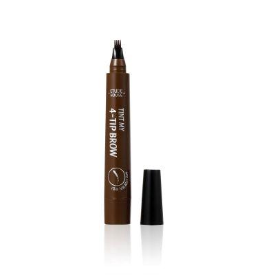 ETUDE House Tint My 4 Tip Brow #2 Dark Brown