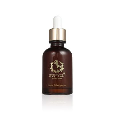 Horse Oil Ampoule [Anti-wrinkle]