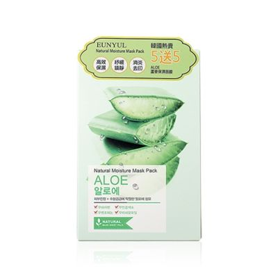 Natural Moisture Mask Pack –Aloe