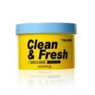 Clean & Fresh Pimple & Sebum Clear Pad