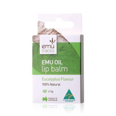 [Buy1Get1Free]Oil Lip Balm Eucalyptus Flavour