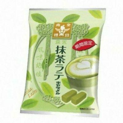 [3件裝] 森永 抹茶拿鐵牛奶軟糖