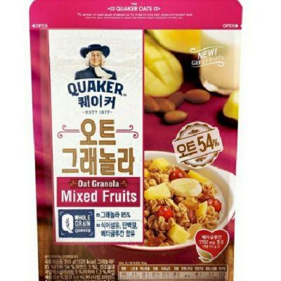 桂格 精選什果燕麥營養早餐(韓國版)