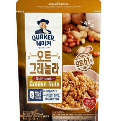 桂格 堅果穀物健康營養早餐(韓國版)