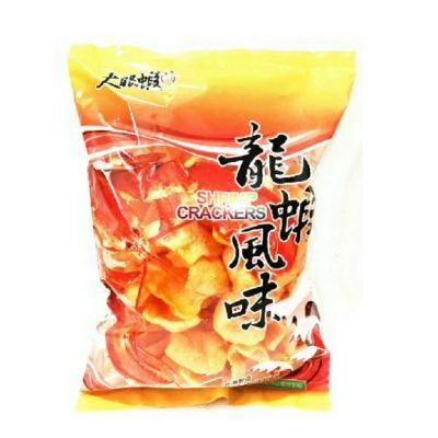 [2件裝] 大眼蝦 台灣龍蝦風味脆片