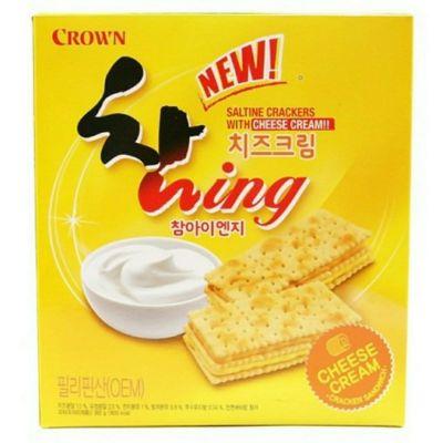 Crown 芝士奶油雙層夾心