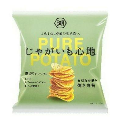 [2件裝] 湖池屋 燒海苔厚切薯片