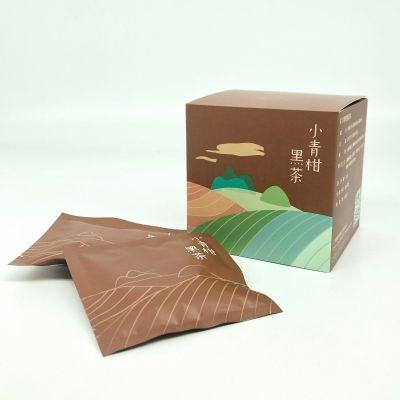 三通茶 小青柑黑茶