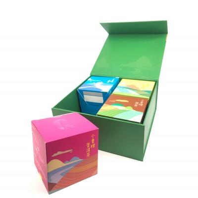 三通茶 小青柑禮盒