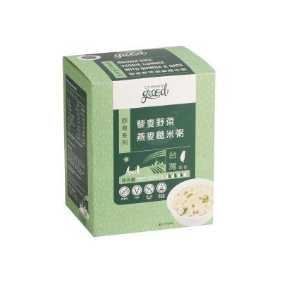 藜麥野菜燕麥糙米粥