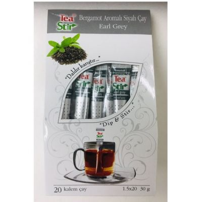 TEA STIR - 土耳其袋棒茶原味伯爵