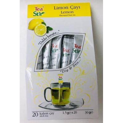 TEA STIR - 土耳其袋棒茶檸檬味