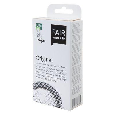 公平貿易 標準安全套 Original