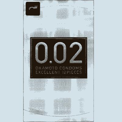 日版 0.02EX 安全套