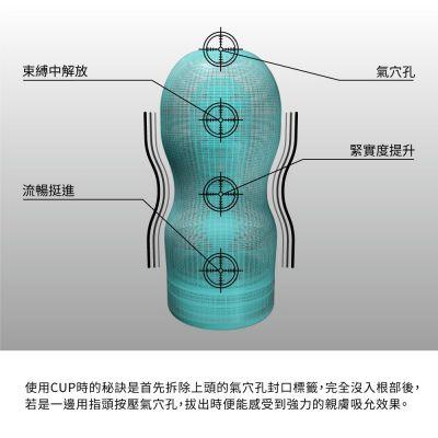 Premium Vacuum 一次性飛機杯 (柔軟型)