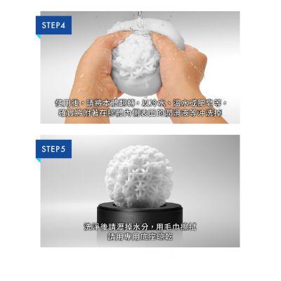 GEO 厚實幾何飛機球 (GLACIER 冰河球)