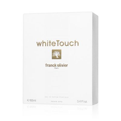 White Touch Eau de Parfum Natural Spray for Women