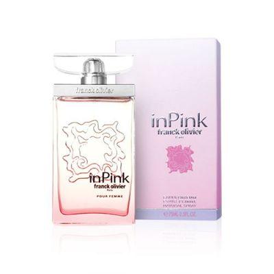 花甜蜜粉红气息香水