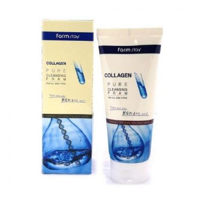 Pure Cleansing Foam (Collagen)