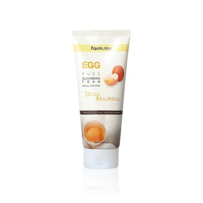 Pure Cleansing Foam (Egg)