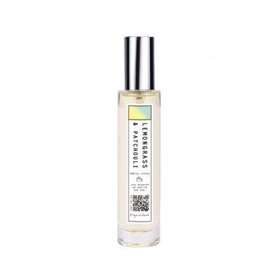 香水 - 檸檬草與廣藿香