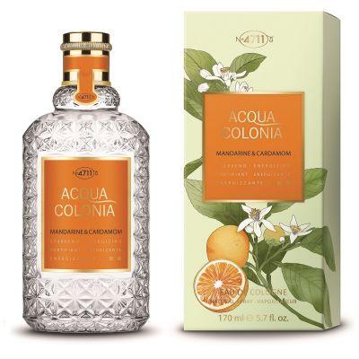 MANDARINE & CARDAMOM 柑橘與小豆蔻 EAU DE COLOGNE