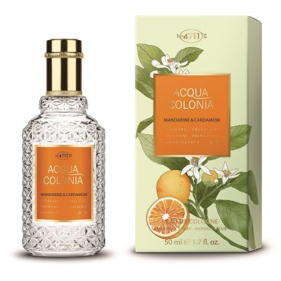 MANDARINE & CARDAMOM 柑橘与小豆蔻 EAU DE COLOGNE
