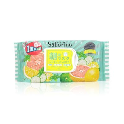 Saborino 西柚早安面膜(西柚味)